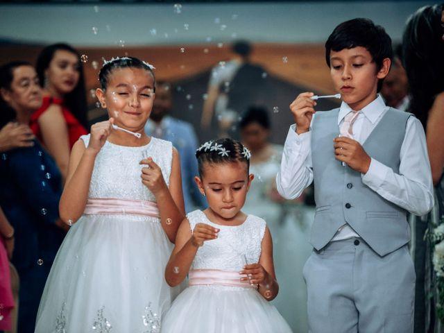 El matrimonio de Milton y Luciana en Chinchiná, Caldas 52