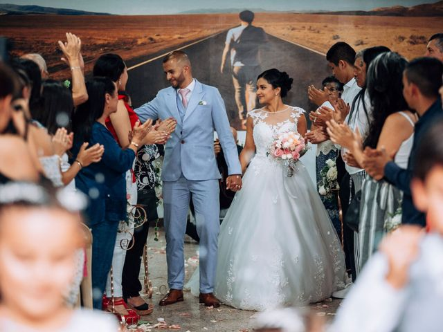 El matrimonio de Milton y Luciana en Chinchiná, Caldas 53