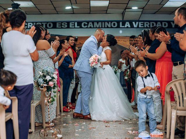 El matrimonio de Milton y Luciana en Chinchiná, Caldas 54