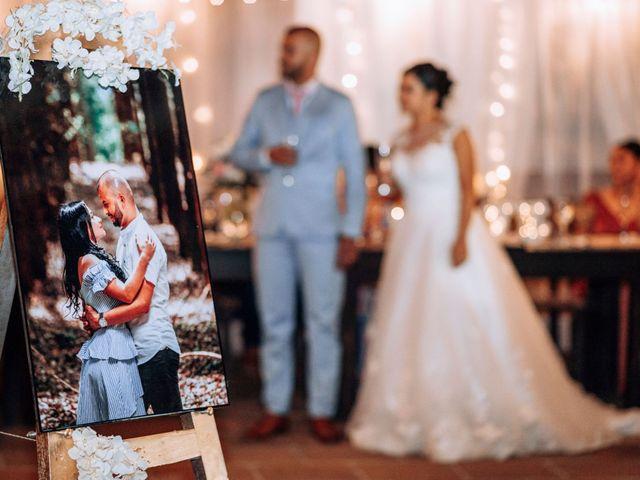 El matrimonio de Milton y Luciana en Chinchiná, Caldas 64