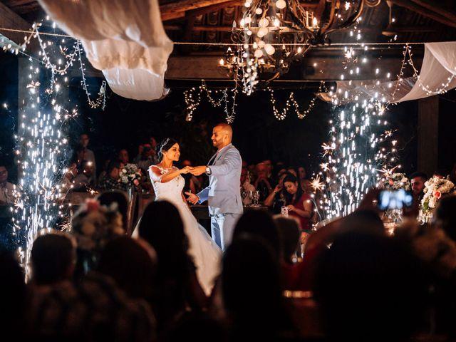 El matrimonio de Milton y Luciana en Chinchiná, Caldas 66