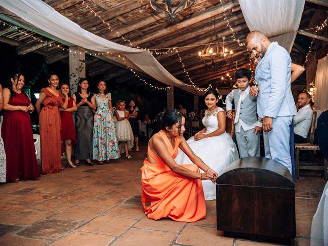El matrimonio de Milton y Luciana en Chinchiná, Caldas 69