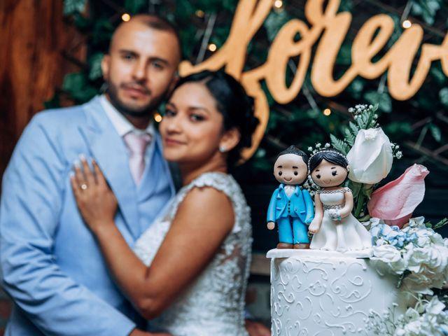 El matrimonio de Milton y Luciana en Chinchiná, Caldas 70