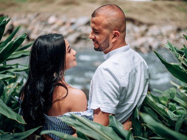 El matrimonio de Milton y Luciana en Chinchiná, Caldas 1