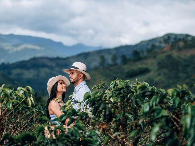 El matrimonio de Milton y Luciana en Chinchiná, Caldas 6