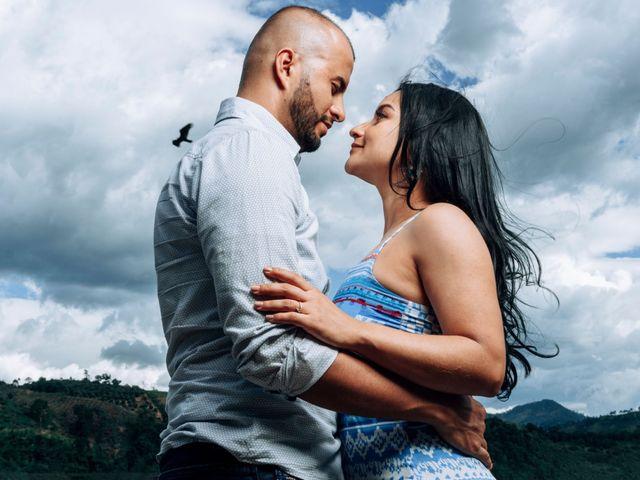 El matrimonio de Milton y Luciana en Chinchiná, Caldas 8