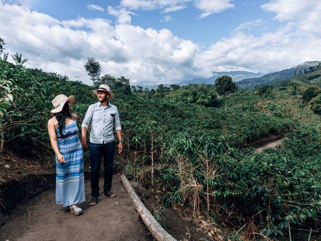 El matrimonio de Milton y Luciana en Chinchiná, Caldas 10