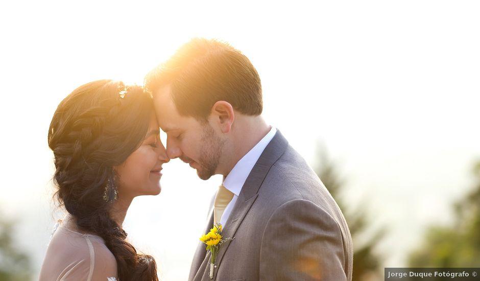 El matrimonio de Jared y Jessica en Medellín, Antioquia