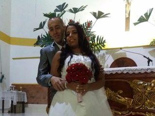 El matrimonio de Andrea y Jorge Mario 1
