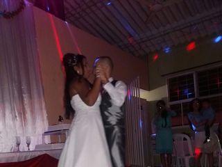 El matrimonio de Andrea y Jorge Mario 3