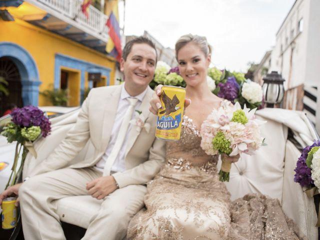 El matrimonio de Natalia y Sergio