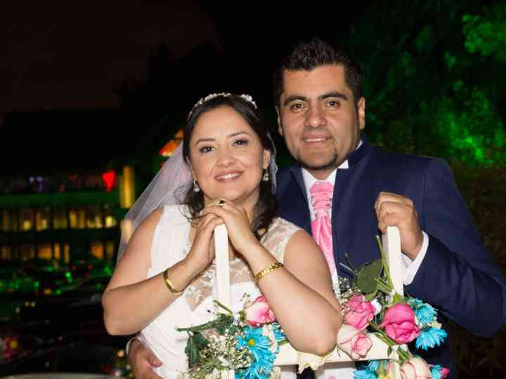 El matrimonio de Luisa y Edward