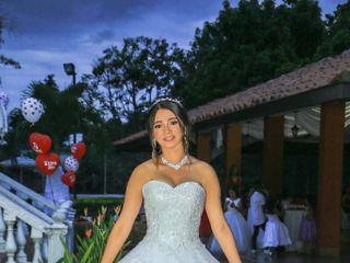 El matrimonio de Carolina y Rodrigo 1