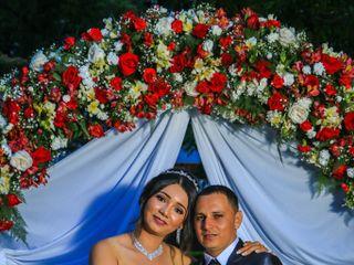 El matrimonio de Carolina y Rodrigo 3