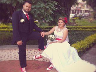 El matrimonio de Laura   y William