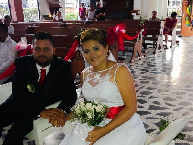 El matrimonio de William   y Laura   en Pereira, Risaralda 7