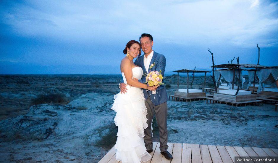 El matrimonio de JUAN y KAREN en Villavieja, Huila