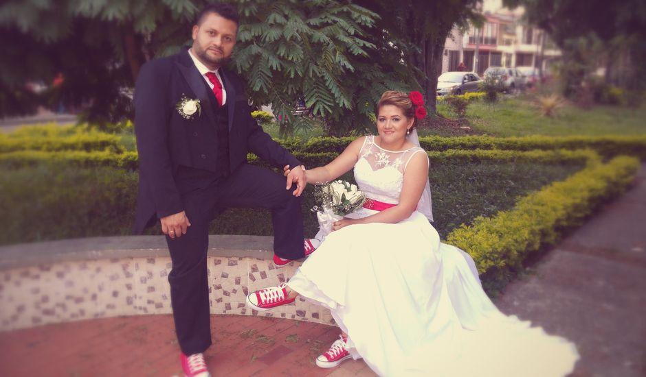 El matrimonio de William   y Laura   en Pereira, Risaralda
