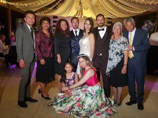 El matrimonio de Michelle  y Christian  3