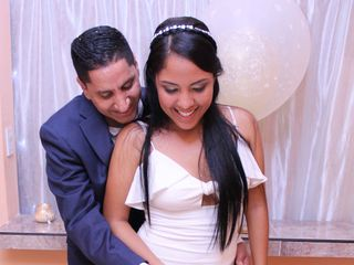 El matrimonio de Sandra y Daniel 2