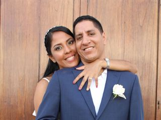 El matrimonio de Sandra y Daniel