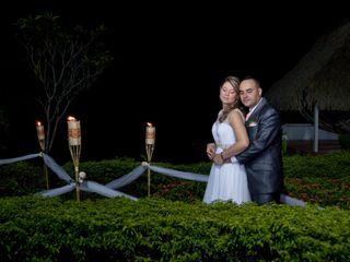 El matrimonio de Diana y Nestor