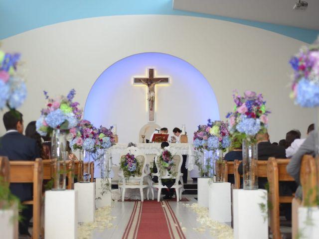El matrimonio de Christian  y Michelle  en Pereira, Risaralda 1