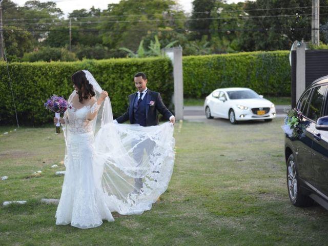 El matrimonio de Christian  y Michelle  en Pereira, Risaralda 2