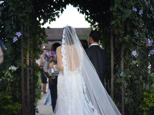 El matrimonio de Christian  y Michelle  en Pereira, Risaralda 6