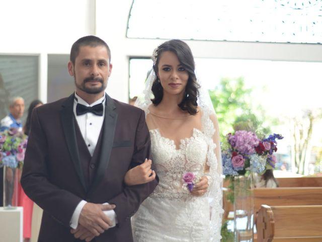 El matrimonio de Christian  y Michelle  en Pereira, Risaralda 8