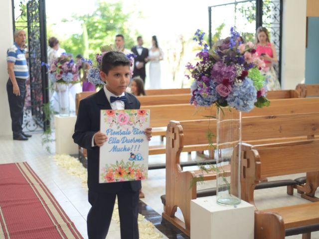 El matrimonio de Christian  y Michelle  en Pereira, Risaralda 9