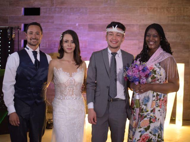 El matrimonio de Christian  y Michelle  en Pereira, Risaralda 14