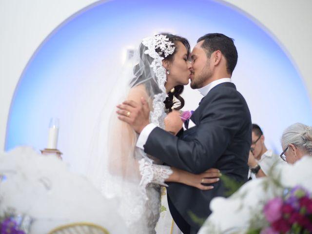 El matrimonio de Michelle  y Christian
