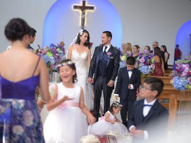 El matrimonio de Christian  y Michelle  en Pereira, Risaralda 18