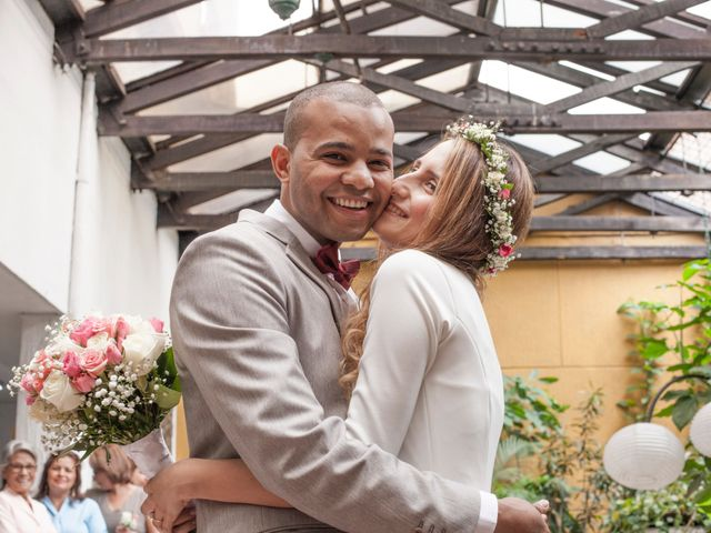 El matrimonio de Luisa y Hersson