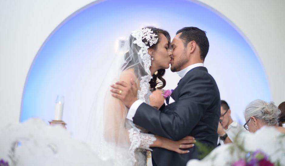 El matrimonio de Christian  y Michelle  en Pereira, Risaralda