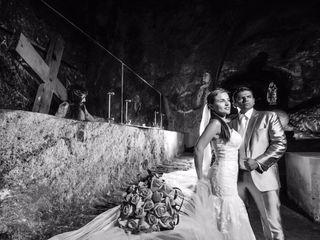 El matrimonio de Zuly y Camilo