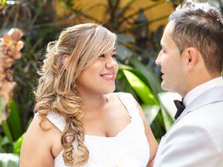 El matrimonio de Daniela y Obed 1