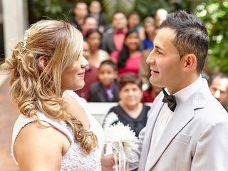 El matrimonio de Daniela y Obed 2