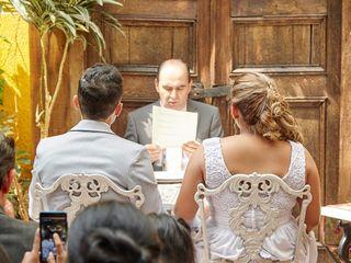 El matrimonio de Daniela y Obed 3