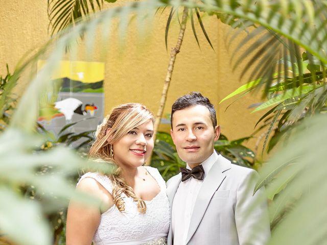 El matrimonio de Obed y Daniela en Medellín, Antioquia 7