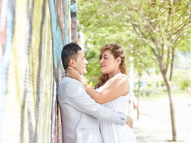 El matrimonio de Obed y Daniela en Medellín, Antioquia 10