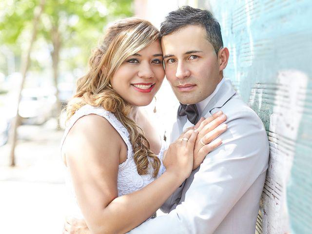 El matrimonio de Daniela y Obed