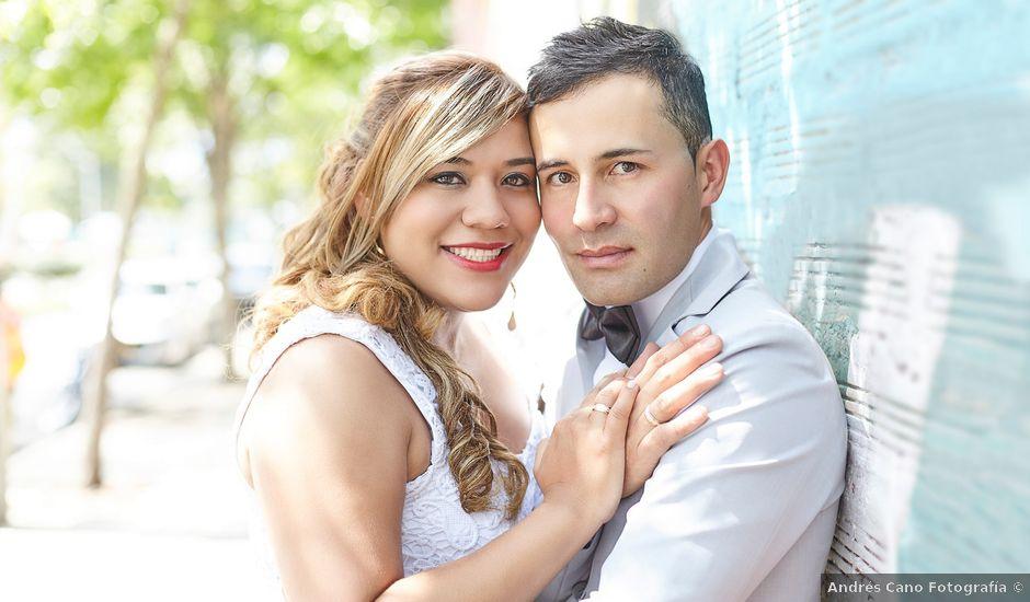 El matrimonio de Obed y Daniela en Medellín, Antioquia