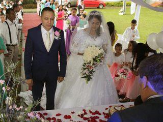 El matrimonio de Sandra  y Ronald