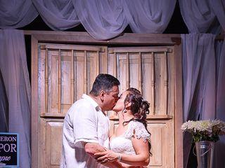El matrimonio de Yolanda y Javier 1