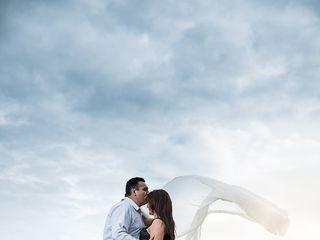 El matrimonio de Yolanda y Javier 2