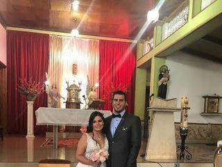 El matrimonio de Solisabel y Rafael 1