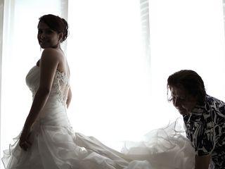 El matrimonio de Jenny y Óscar 1