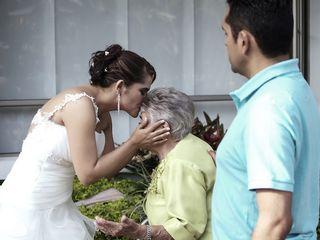 El matrimonio de Jenny y Óscar 2